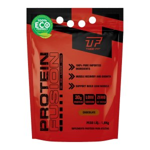 Protein fusion - 1.8kg - tribefit
