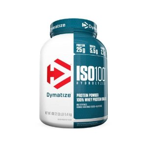 ISO 100 Hidrolisado - 1.362Kg - Dymatize