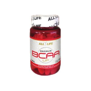 Maximum BCAA - 60 Caps - All Life