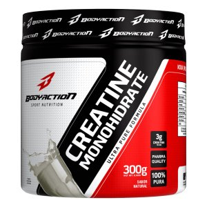 Creatine Monohidrate Powder - 300g - Bodyaction