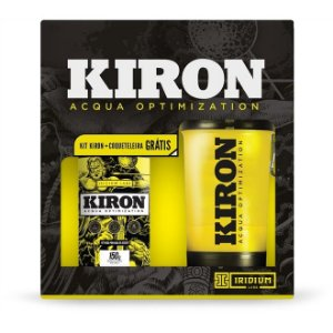 Kiron 150g + Coqueteleira Iridium 500ml - Iridium Labs