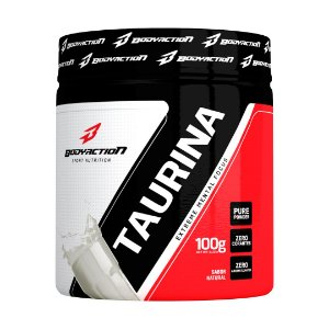 Taurina - 100g - Bodyaction
