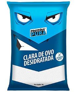 Clara de Ovo Desidratada - 1Kg - Proteína Pura