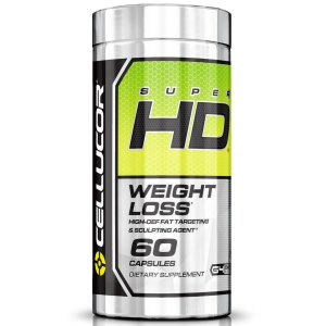 Termogênico Super HD 60Caps - Cellucor