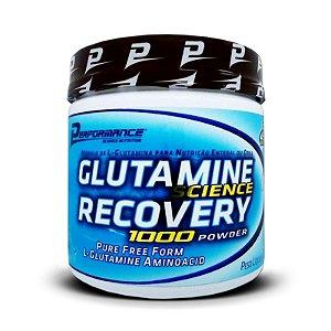 Glutamine Science Recovery 1000 Powder 300G - Performance