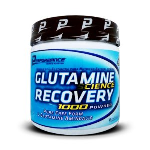 Glutamine Science Recobery 300g - Performance