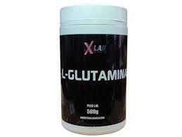 L-Glutamina 500g - X lab