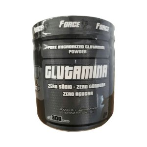 Glutamina 300g - ForceUp