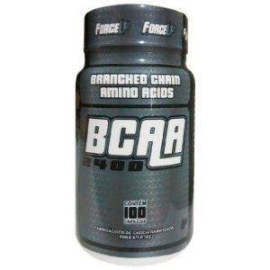 BCAA 2400 - 100Caps - Force Up