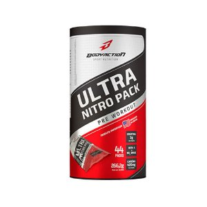 ULTRA NITRO PACK PRE-WORKOUT - 398G - BODYACTION