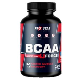 BCAA Force - 120 Caps - Pro Star Nutrition