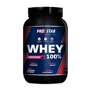 100% Whey - 900g - Prostar Nutrition
