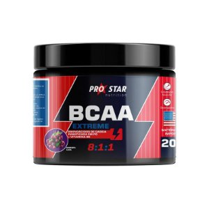 BCAA 8:1:1 - 200g - Pro Star Nutrition