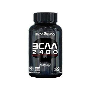 BCAA 2400 - 100 Tabs - Black Skull