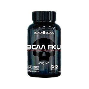BCAA FKU - 240 Tabs - Black Skull