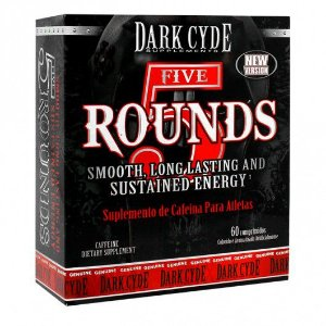 5 Five Rounds - 60 Comp - Darkcyde