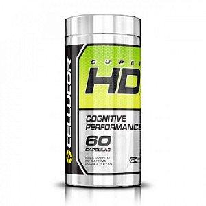 Super HD - 60 Caps - Cellucor