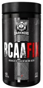 BCAA FIX - 400 Caps - Integralmedica Darkness