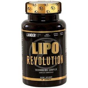 Lipo Revolution - 60 Caps - Landerfit