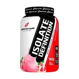 Isolate Definition - 900g - Bodyaction