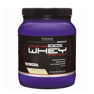 100% Whey Prostar  - 454g - Ultimate Nutrition