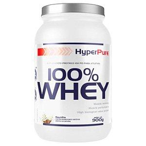 100% Whey - 900g - Hyperpure