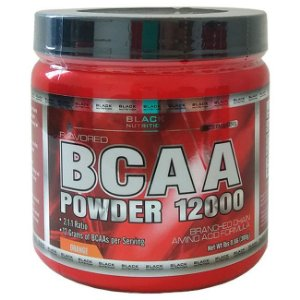 BCAA POWDER 12.000 - 300g - Black Nutrition
