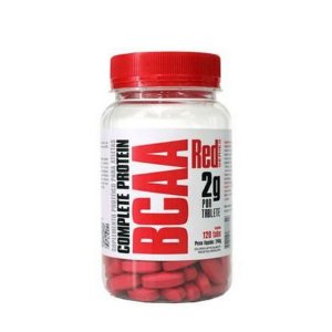 COMPLETE PROTEIN BCAA 2G (120 TABS) - RED SERIES