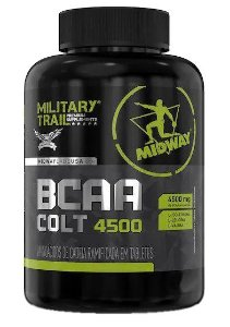 BCAA COLT 4500 - 120TABS - Military Trail