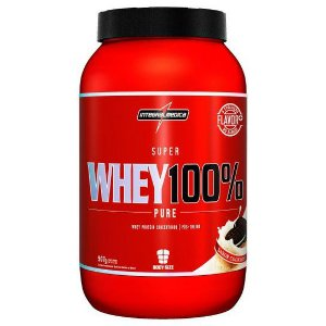 Whey 100% Pure - 907g - Integralmedica
