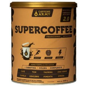 SUPERCOFFEE - 220G - CAFFEINEARMY