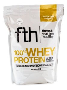 Whey Protein (2KG) - FTH