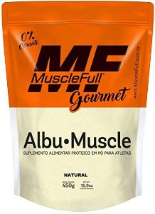 Albu Muscle - 450g - Muscle Full