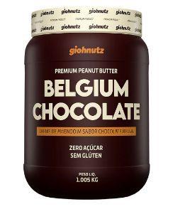 PASTA DE AMENDOIM BELGIUM CHOCOLATE 1005G
