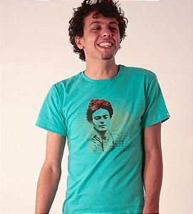 Camiseta Verde Claro Frida Kahlo