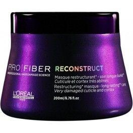 L'Oréal Professionnel Pro Fiber Reconstruct - Máscara 200ml