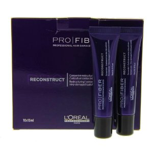 L'Oréal Professionnel Pro Fiber Reconstruct - Ampola 01x15ml