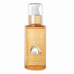 Keune Care Line Satin Oil -  Óleo Cabelos Finos 95ml