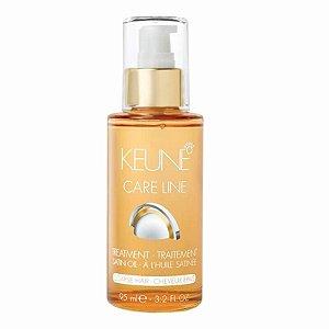 Keune Care Line Satin Oil - Óleo Cabelos Grossos 95ml