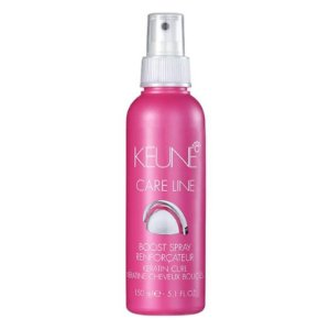 Keune Care Line Keratin Curl Boost - Spray Ativador de Cachos 150ml