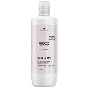 Schwarzkopf Bonacure Excellium Plumping - Shampoo 1000ml