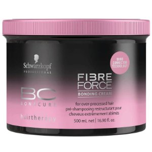 Schwarzkopf Bonacure Fibre Force Fortifying - Bonding Cream 500ml