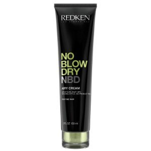 Redken No Blow Dry Airy Cream (cabelos finos) – Leave-in 150ml