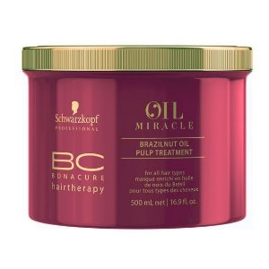 Schwarzkopf Bonacure Oil Miracle Brazilnut - Máscara 500ml
