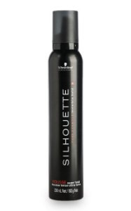 Schwarzkopf Professional Silhouette Mousse Super Hold 200ml
