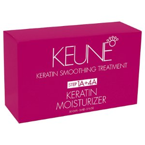Keune Keratin Smoothing Treatment - Capsulas 30x2ml
