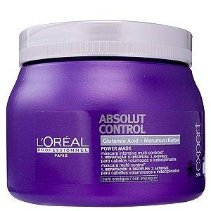 L'Oréal Professionnel Absolut Control - Máscara de Tratamento 500ml