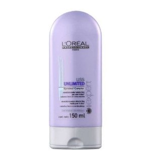 L'Oréal Professionnel Liss Unlimited - Condicionador 150ml