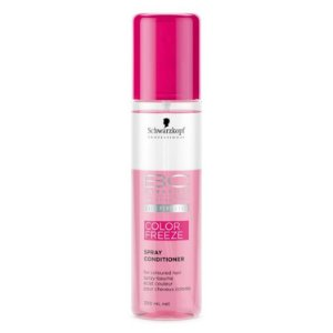 Schwarzkopf BC Color Freeze - Condicionador em Spray 200ml