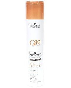 Schwarzkopf Bonacure Q10 Plus Time Restore Shampoo Q10 250ml